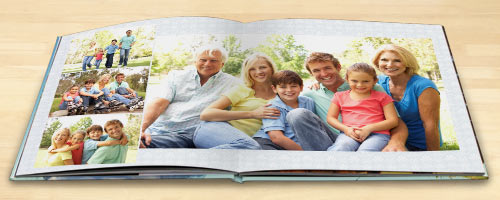 Design your own high quality photo book with full spread lay flat pages perfect for weddings