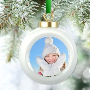 Holiday ball ornaments look great on any tree and compliment your holiday decorations