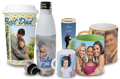 Mugs make a great gift and we offer many different options for you to personalize your own mug