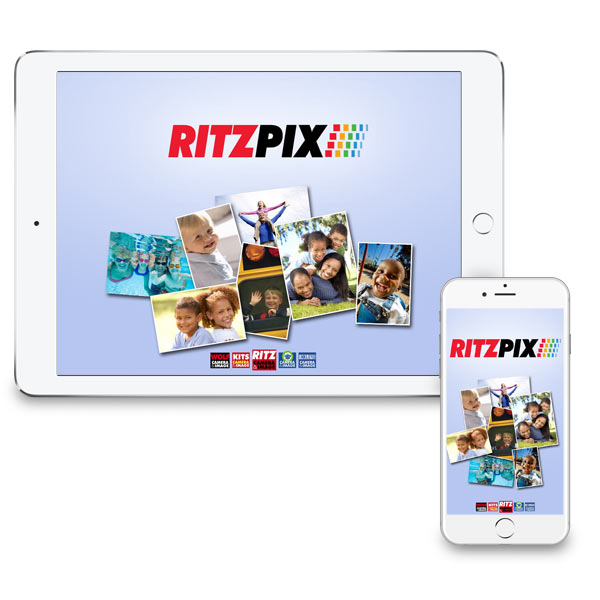 RitzPix App for iPhone and iPad