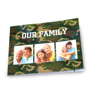 Create your own custom soft cover 4x6 photo books for your everyday pictures