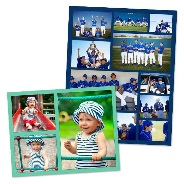 Photo enlargements poster size