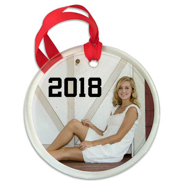 Commemorate your special occasion with a graduate ornament for the Holidays