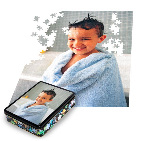 Turn your favorite picture into a puzzle you and your family will enjoy putting together, makes a great gift for anyone!