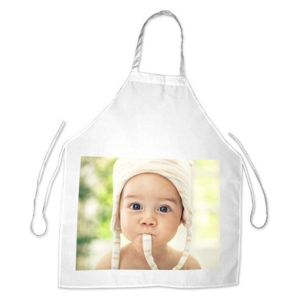 Create a custom photo apron for a loved one with RitzPix