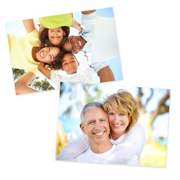 Enlarge your digital format photos with RitzPix 8x6 print enlargements
