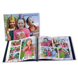 Personalized Birthday Photo Book with pictures makes the perfect gift for any birthday