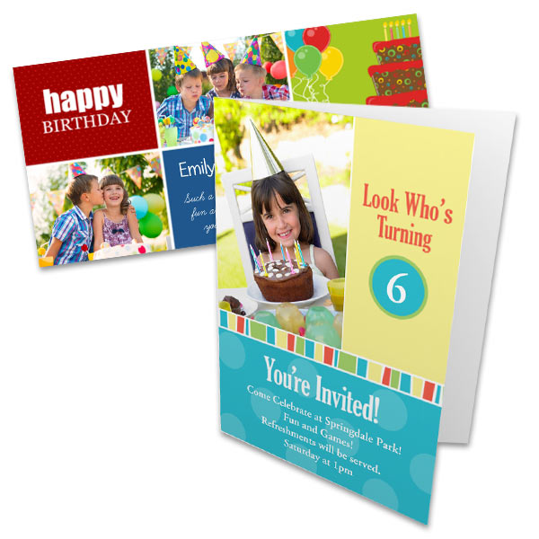 Create Your Own Custom Birthday Cards What Are Sure To Surprise With RitzPix