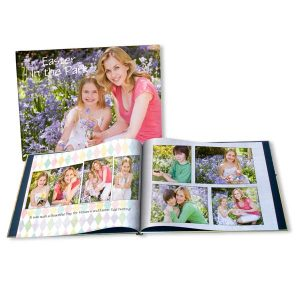Create your own Easter Holiday Photo Book and share your Easter Egg hunt photos