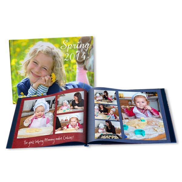 Create photo books with your favorite pictures from everyday life with RitzPix