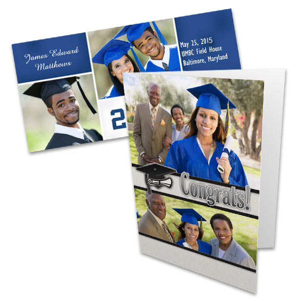 Custom Graduation Announcement Graduation Photo Card RitzPix