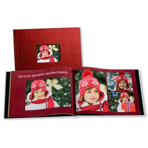 Create a photo book to remember your holiday or a special occasion