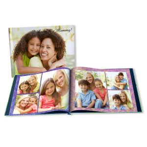 Create a photo book for mom featuring her favorite photos which will surely warm her heart