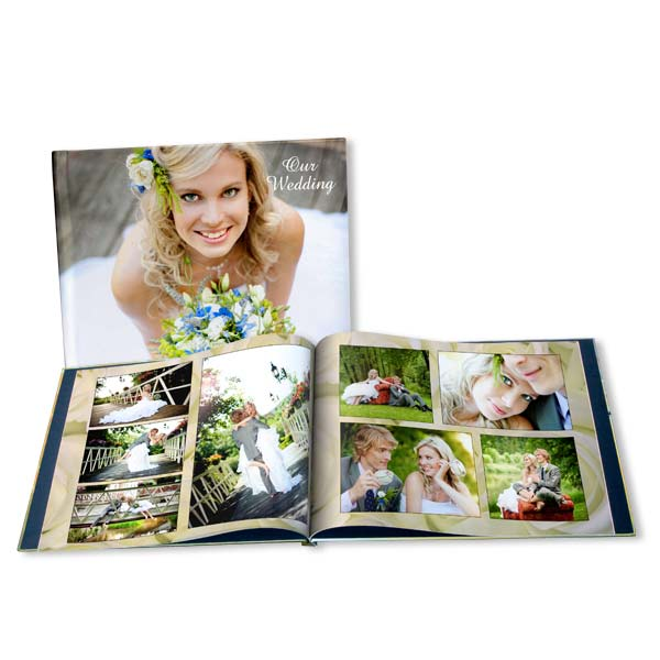 Create your own Wedding Photo Book with RitzPix.com Personalized Photo Books