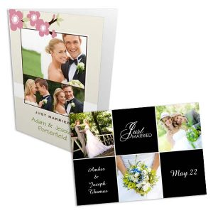 Wedding Announcements and Custom Wedding Cards from RitzPix