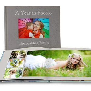 The best book for your collection is personalized by you with RitzPix Premium Lay flat photo books