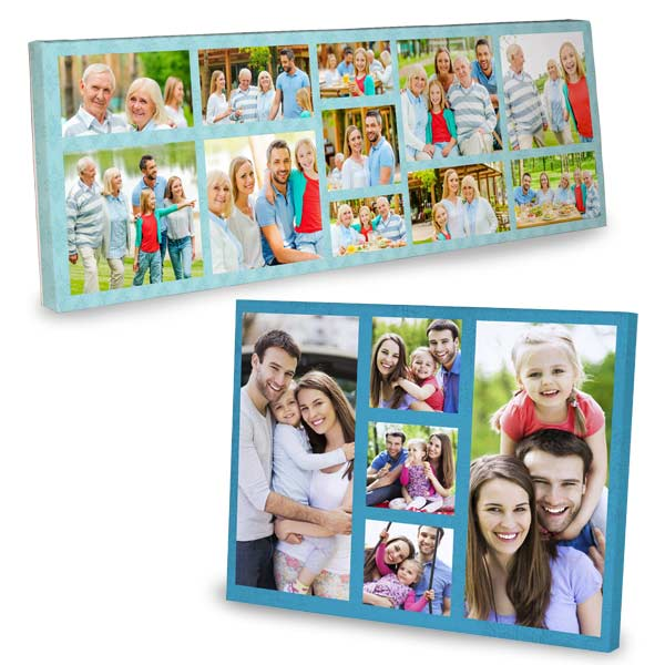Create beautiful collage canvas for your home or office with RitzPix