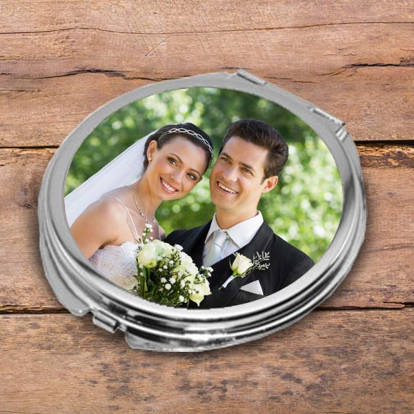 A great gift for mom create a custom photo compact mirror available in multiples styles