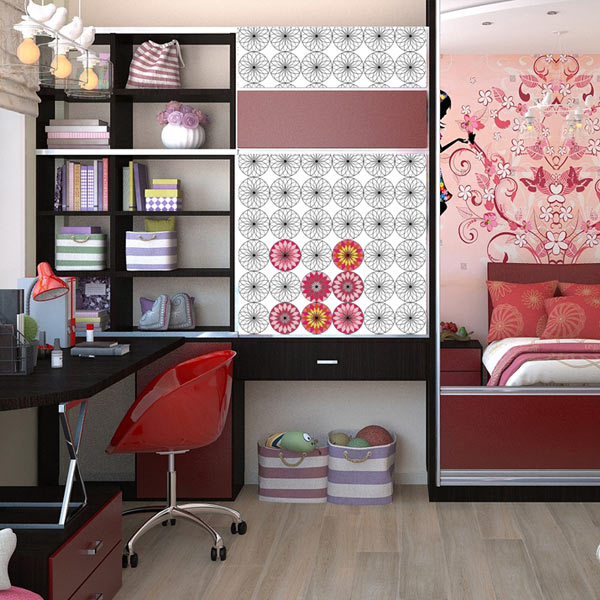 Coloring wallpaper is a great way to personalize your walls and decorate
