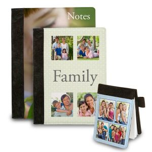 Perfect for note taking and showing off your own style, create your own folio notebook